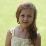 Дашенька. 10 лет