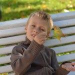 Гриша. 6 лет