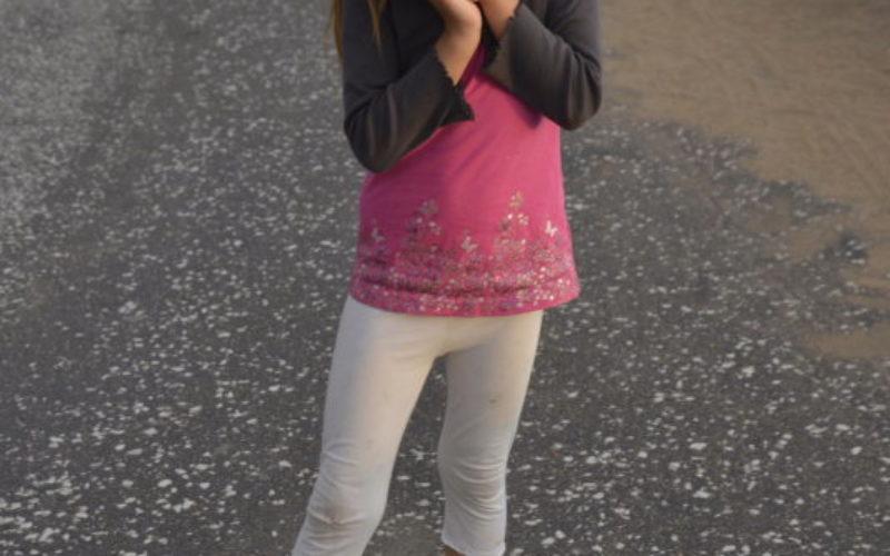 Олеся. 8 лет