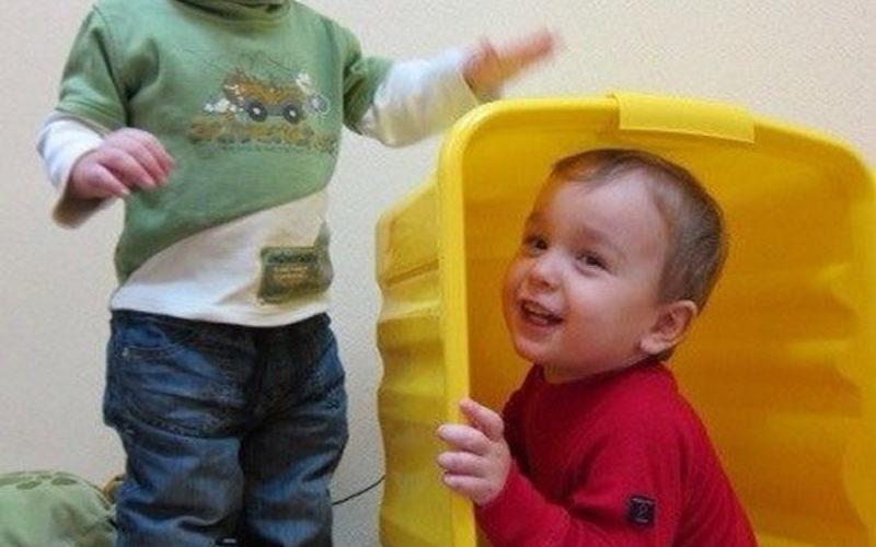 Стёпа и Никита – 2 года