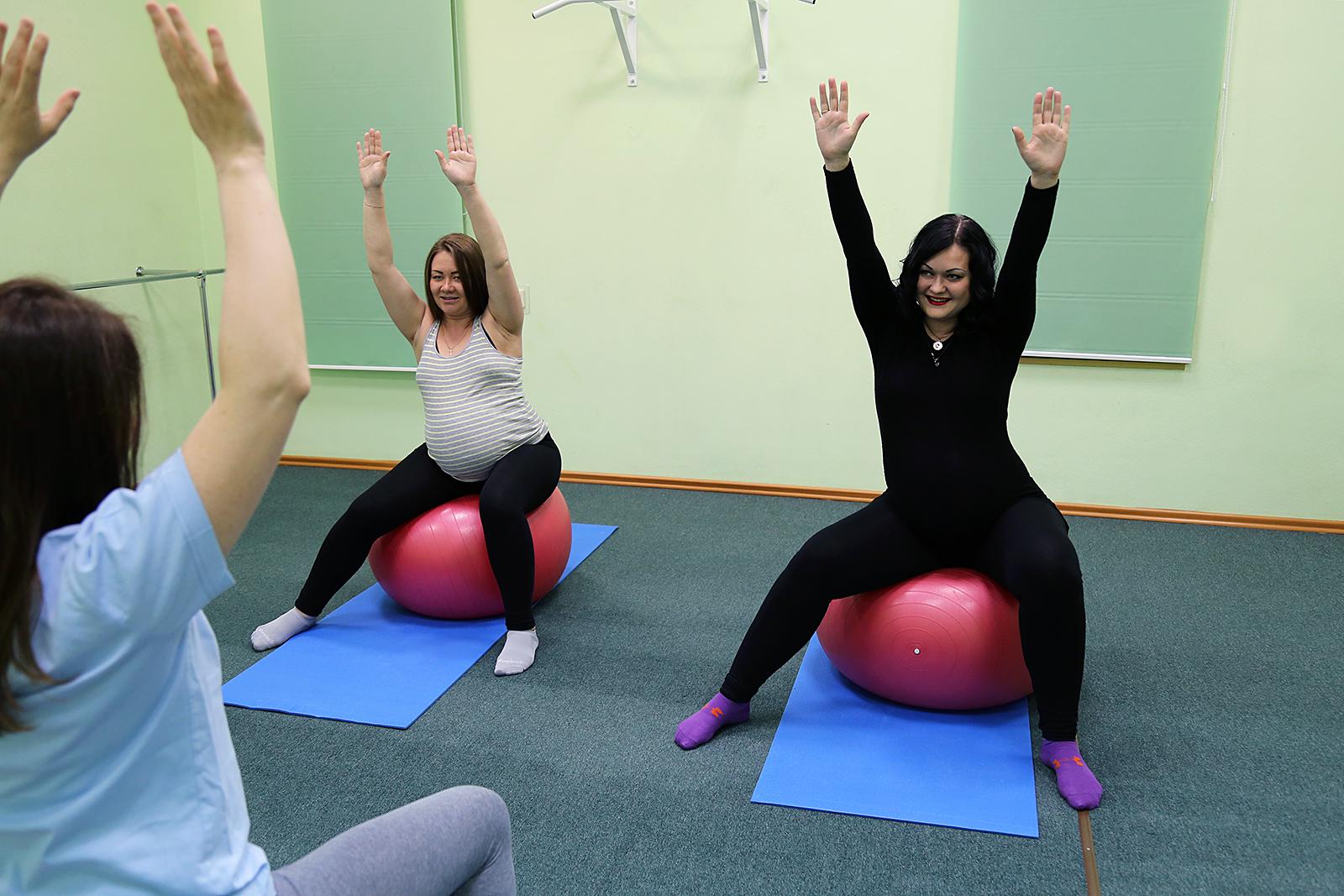 Йога для беременных в новопеределкино 283