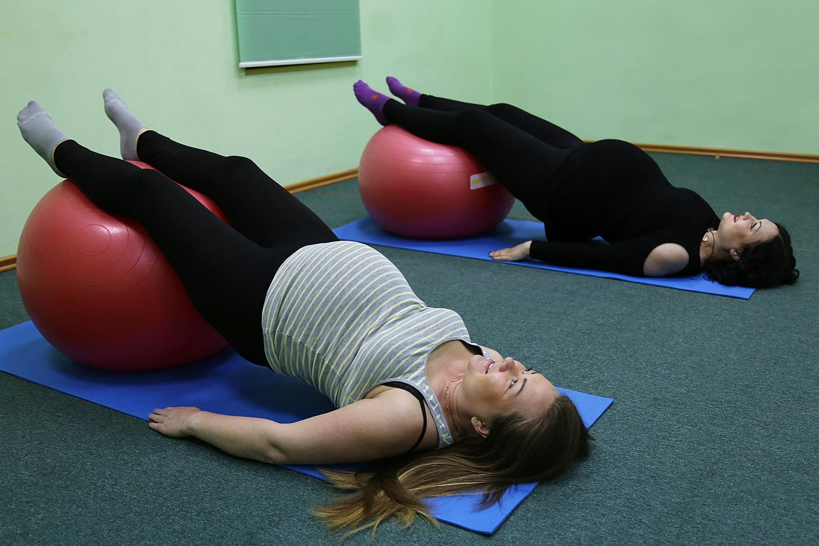 Йога для беременных энгельс 2