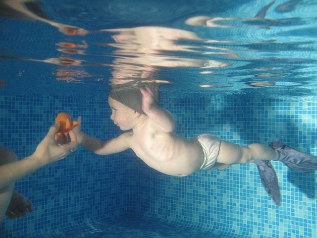 Грудное плавание на ул.Академика Байкова, 27