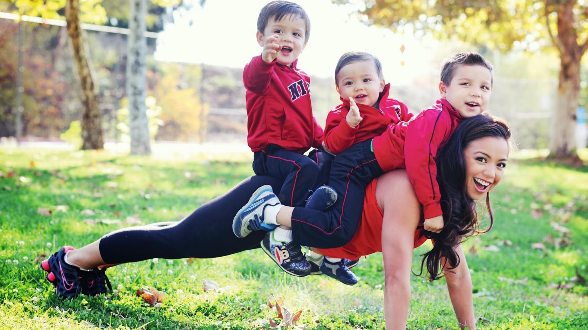 Восстановительная группа для мам после родов