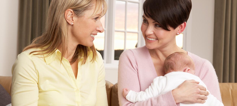 Послеродовое ведение ребёнка