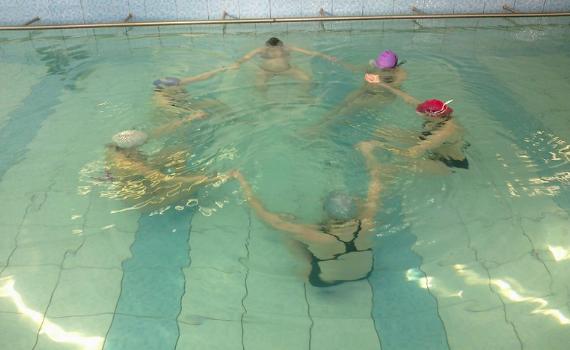 Акварелакс - бассейн для беременных.
