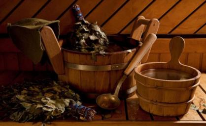 11 октября. Восстановительная баня для женщин в Озерках.