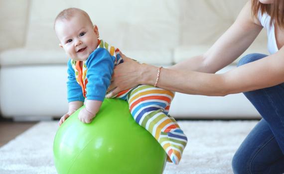 """17 октября. Семинар """"Активная гимнастика для малышей""""."""